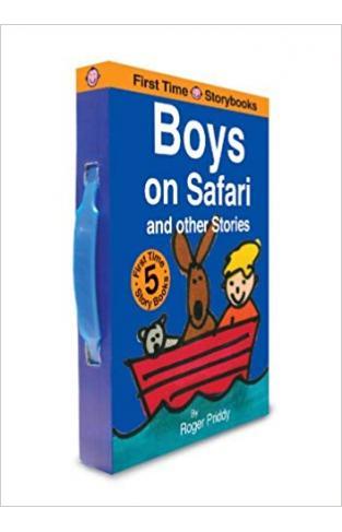 Boys on Safari