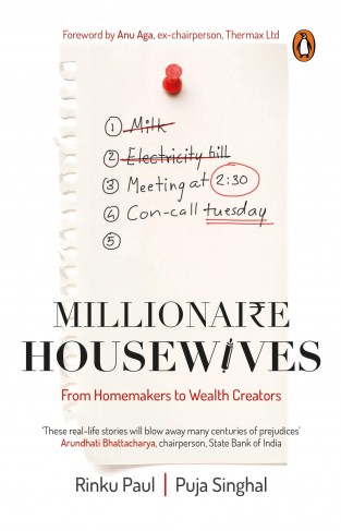 Millionaire Housewives - From Homemakers to Wealth Creators