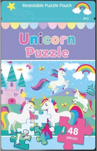 Puzzle Bag   Unicorn