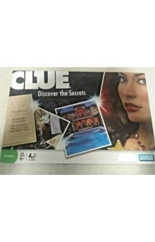 Clue Discover The Secrets Family
