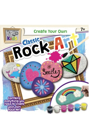 Rock Painting Kit - Classic