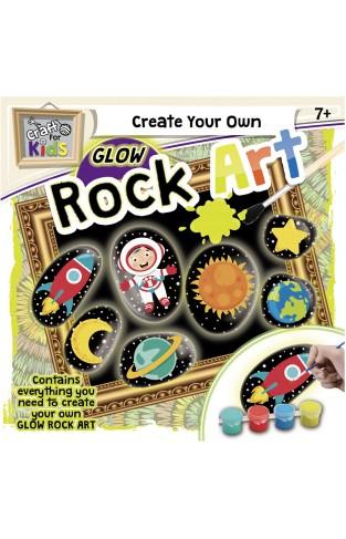 Rock Painting Kit - Glow