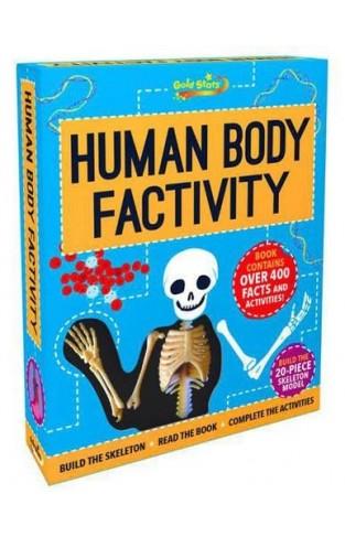 Gold Stars Factivity Human Body Factivity