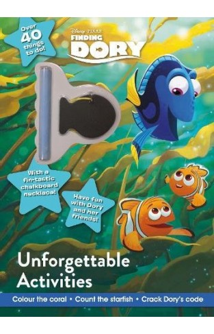 Disney Finding Dory: Unforgettable Activities