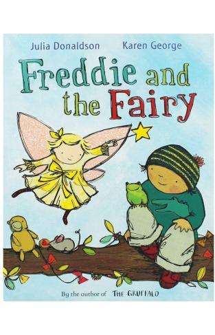 Julia Donaldson Freddie and the Fairy