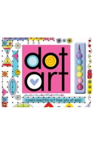 Dot Art: Create Beautiful Art From Lots of Dots