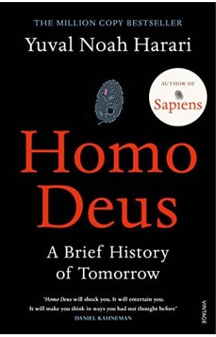 Homo Deus A Brief History of Tomorrow