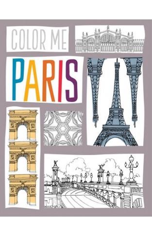 Colour Me Paris