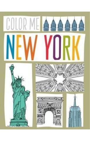 Colour Me New York