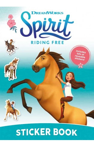 SPIRIT STICKER BOOK