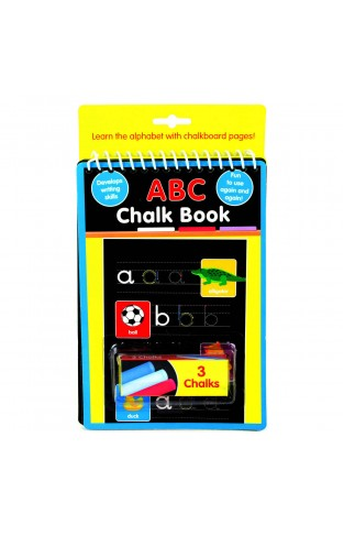 ABC Chalk Book