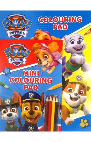 Colouring Pad Play Pack
