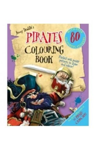 Colouring Book - Jonny Duddle's Pirates