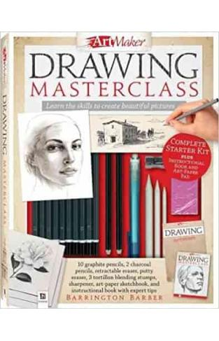 Art Maker Drawing Masterclass Kit (portrait)