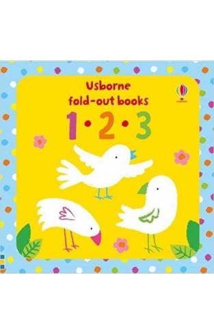 123 (Fold Out Books)