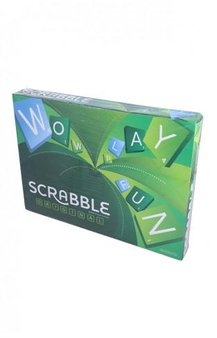 Scrabble Board Game - Original - Large - 100 Letters