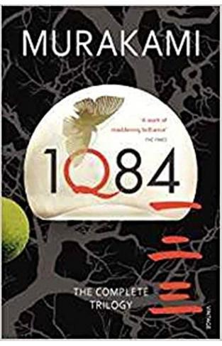 1Q84 Books 1 2 And 3 - (PB)