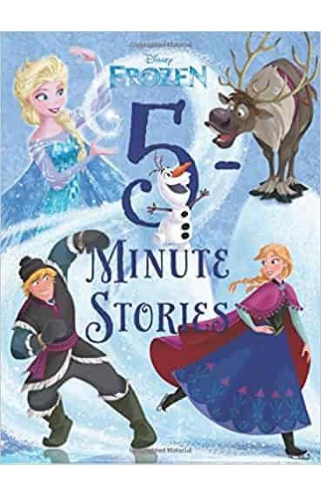5-Minute Frozen Stories (5-Minute Stories)