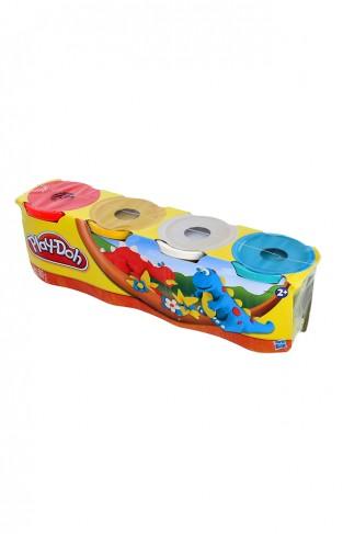 Hasbro - Play-Doh 4er Pack