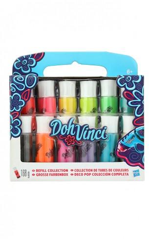Play-Doh DohVinci Drawing Compound Set- 18 Pack