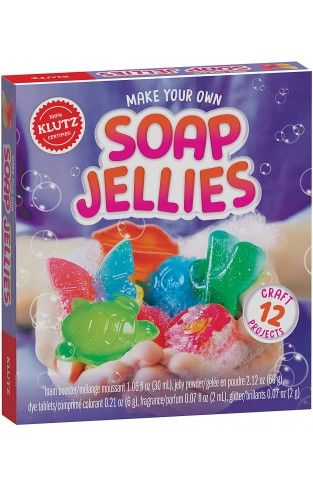 Make Your Own Soap Jellies Kit