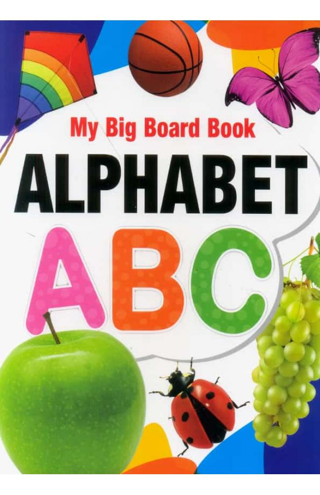 My Big Board Book Alphabet