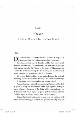 Feast With a Taste of Amir Khusrao