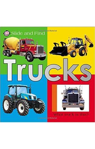 Trucks (Slide and Find)