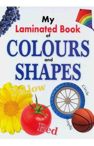 my laminates book of colours shapes