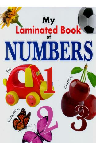 My Laminated Book of Numbers