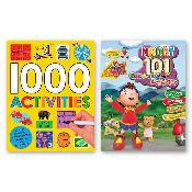 Activity Books (219)