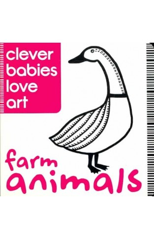 Farm Animals (Clever Babies Love Art)