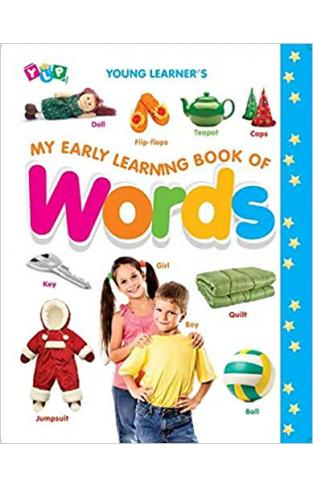 My Early Learning Book of Words