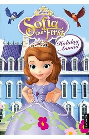 Disney Sofia the First Holiday Annual 2014