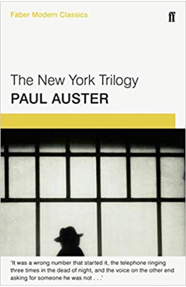 The New York Trilogy: Faber Modern Classics