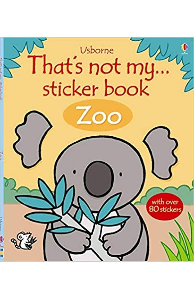 Zoo (That's Not My...Sticker Book)