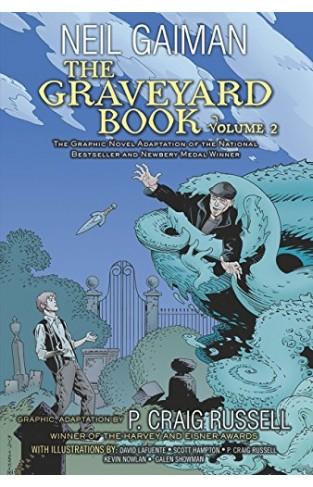 The Graveyard Book Graphic Novel: Volume 2