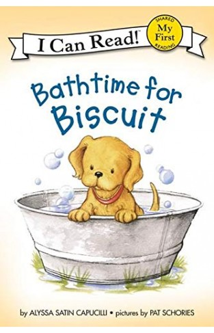 My First I Can Read Bathtime for Biscuit