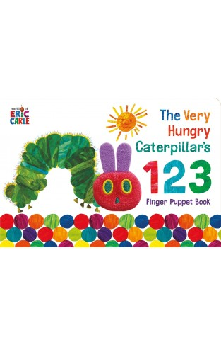 The Very Hungry Caterpillar Finger Puppet Book Board book