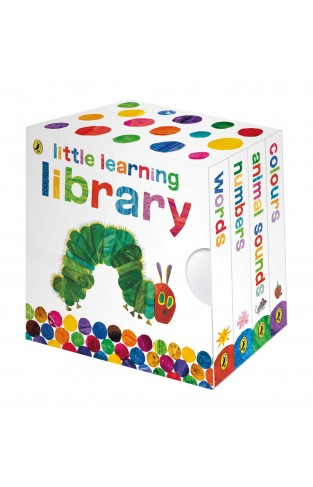 The Very Hungry Caterpillar: Little Learning Library Box