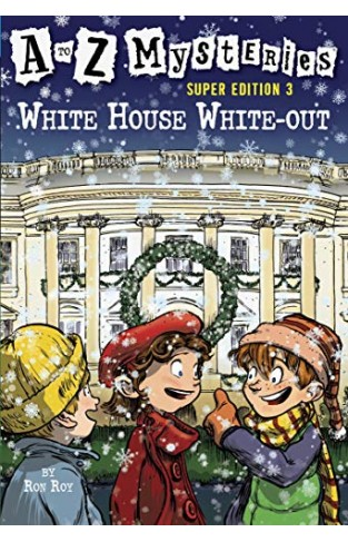 Mysteries Super Edition 3 White House White Out