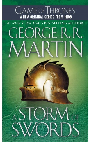 A Storm of Swords: 3 (Song of Ice and Fire)