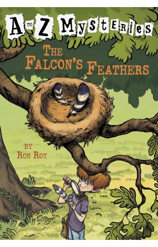 A To Z Mysteries # 6: The Falcons Feathers