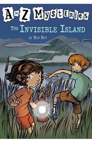 A To Z Mysteries # 1: The Invisible Island