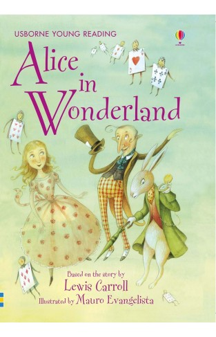 Alice in Wonderland: Gift Edition Usborne Young Reading