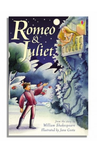 Romeo and Juliet: Gift Edition (Usborne Young Reading)