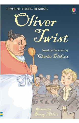 Oliver Twist (Usborne Young Reading) (3.3 Young Reading Series Three