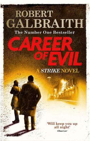 Career of Evil Cormoran Strike