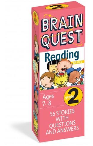 Brain Quest Reading Basics Grade 2