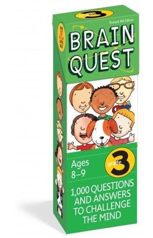 Brain Quest Grade 3 Revised